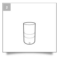 Etape 02 - Guide d'utilisation tampon 25mm