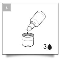 Etape 04 - Guide d'utilisation tampon 25mm