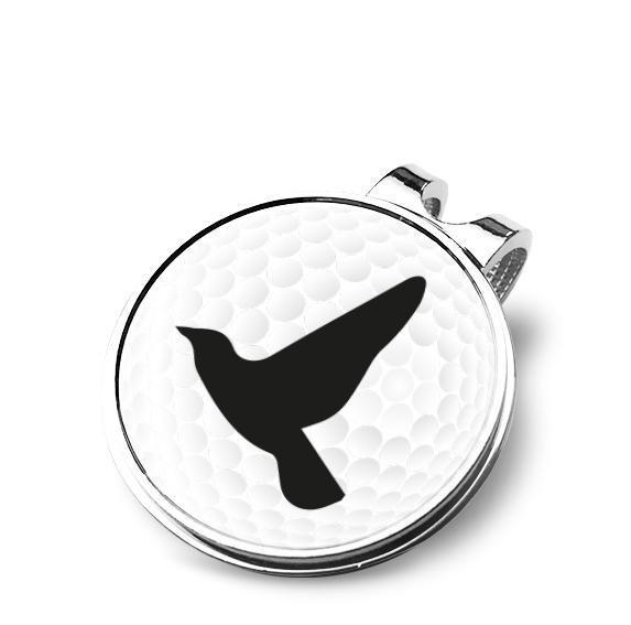 Clip marque balle - Vol d'Oiseau
